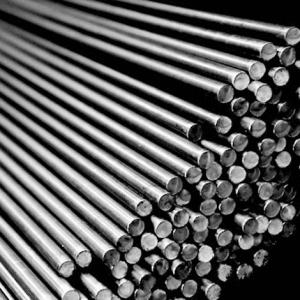 Redondo comercial de acero